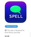 Spell & Listen cards - the talking flashcards for spelling