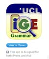 iGE: the interactive Grammar of English from UCL