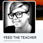 Feed the Teacher