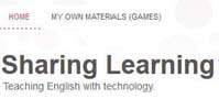 SharingLearningTeachingEnglishwithtechnology